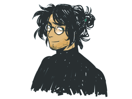 Long Hair Harry Potter By Sadfishkid Loving It Harry Potter Fan Art Harry Potter Anime Harry Potter Art