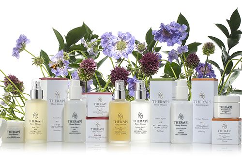 Review of British organic skincare company Therapi Honey Care http://womans-world.co.uk/index.php/beauty/1483-therapi-honey-care-review-390434
