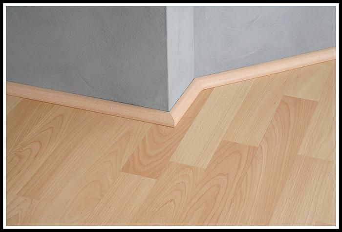 Pinned For The Quot No Baseboard Quot Idea Use Base Shoe Or