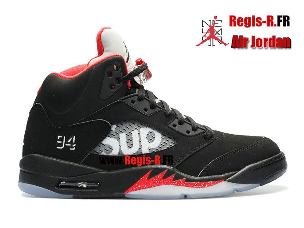 chaussures de séparation 37032 314af Air Jordan 5 Retro supreme