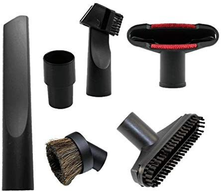 Amazon Com Gibtool Universal Vacuum Attachments Accessories Cleaning Kit Brush Nozzle Crevice Tool For 1 1 4 Inch 1 3 8 Inch Sta Vacuum Cleaner Accessories Cleaning Kit Upholstery Nails