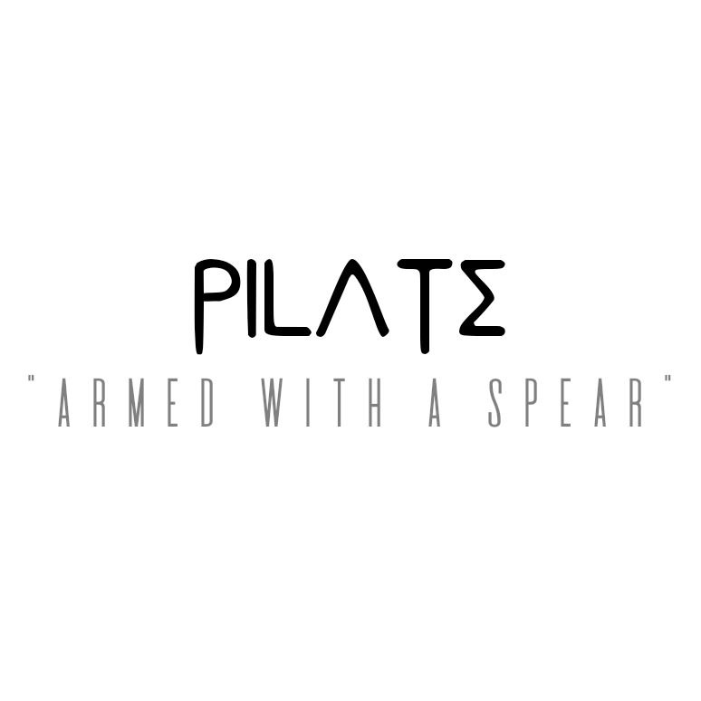 Meaning Of The Name Pilate Armed With A Spear Pronounced Like