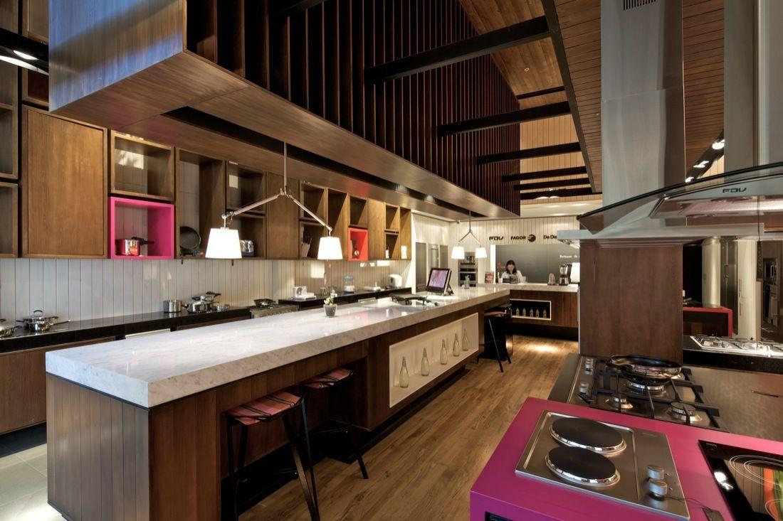 Galería de showroom kitchen center nicolás lipthay retail design