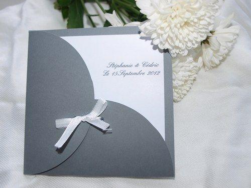 Fabulous Faire part mariage original maison – Blog photo de mariage en 2017! YL07