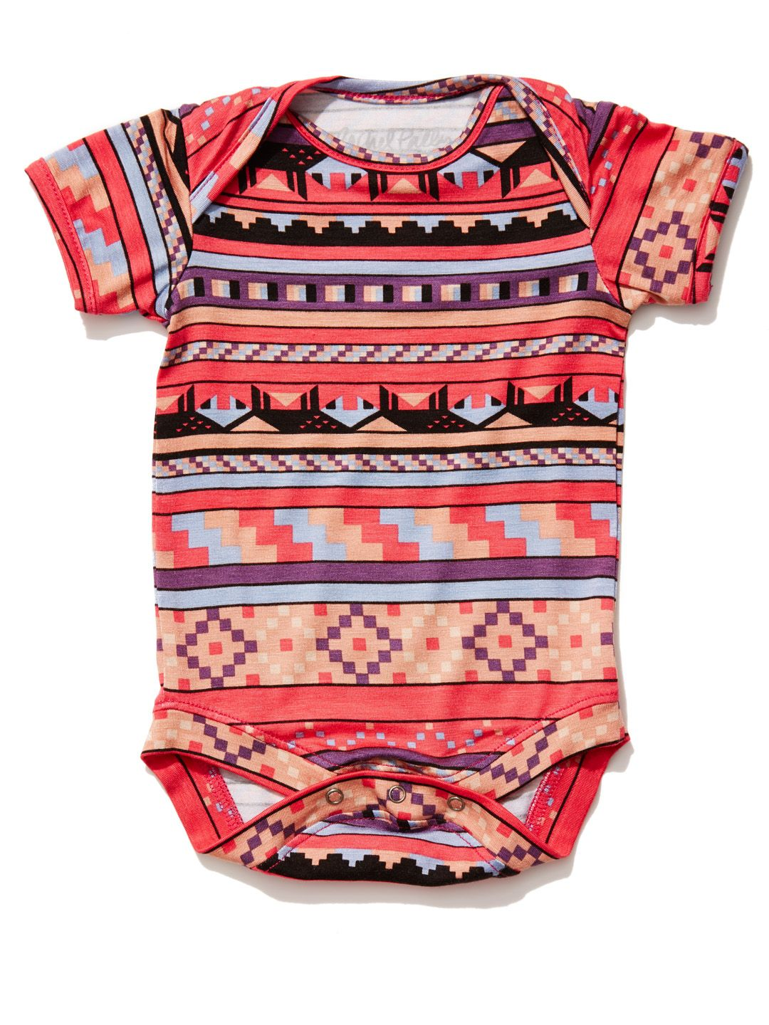 Aztec Bodysuit Baby Girl Clothes Baby Kids Clothes