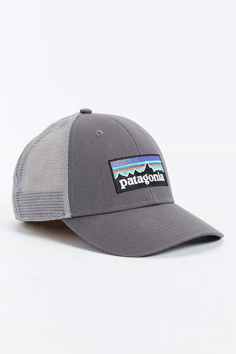 1e3c5ca0f Patagonia P-6 Trucker Hat | My style in 2019 | Patagonia hat, Dress ...