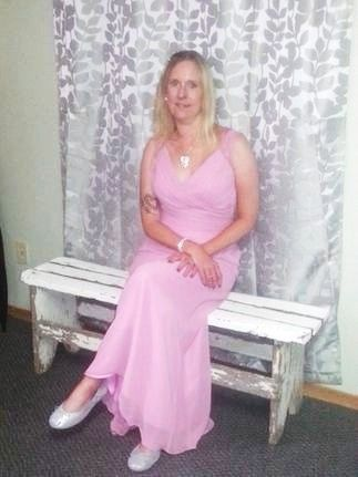 Victorian Rose Gown for my 25th. renewal