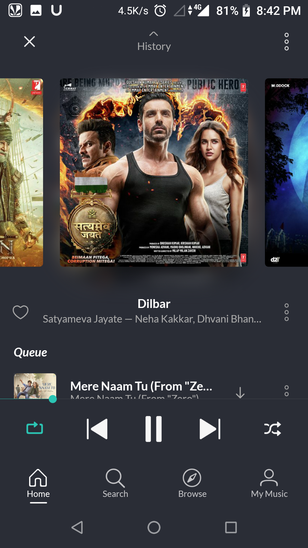JioSaavn App Launched, Jio Users Get 90 Days Complimentary