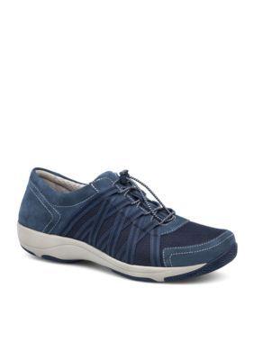 Dansko Women's Honor Sneaker - Blue - 40 Eu / 10 ...
