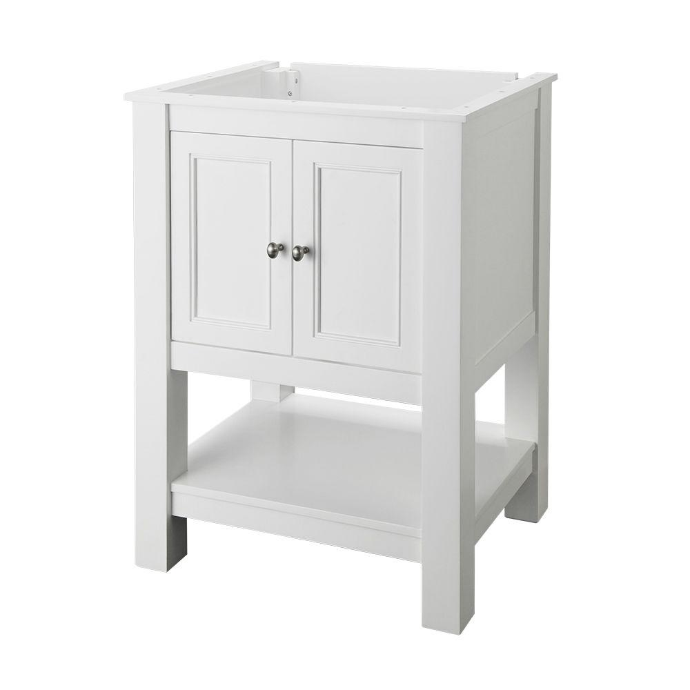 Home Decorators Collection Gazette 24 in. W x 18 in. D Bath Vanity ...