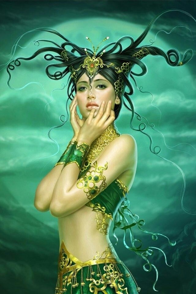 Pin by Angela on beauty fantasy art | Victorian dress