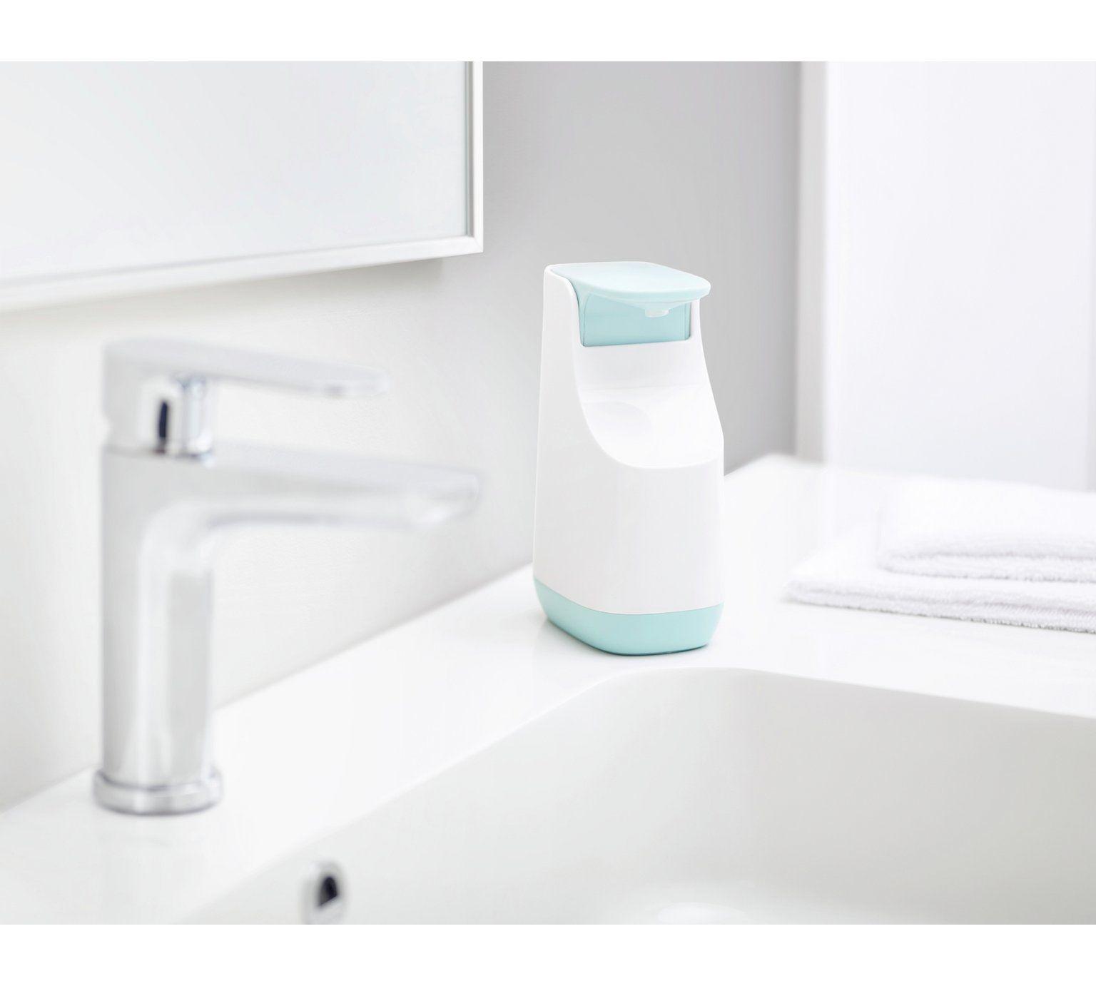 Buy Joseph Joseph Soap Dispenser - White & Blue at Argos.co.uk ...