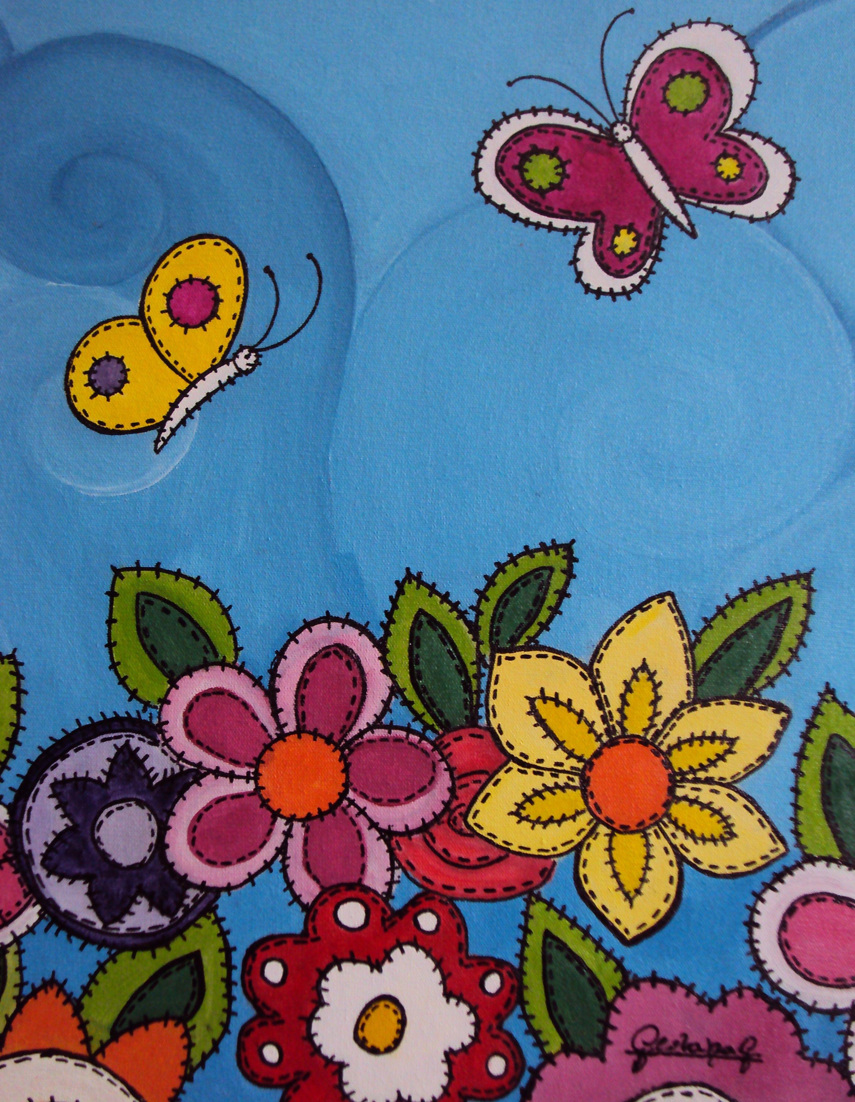 Arte na Escola: Desenho e Pintura em Tela - Palmital/ PR - Brasil