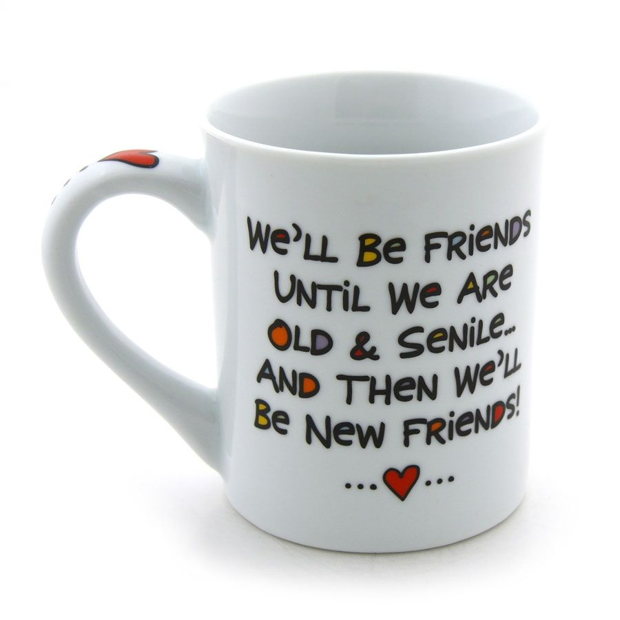 Best Friend Gifts Best Friend Forever Bff 16 Oz Coffee