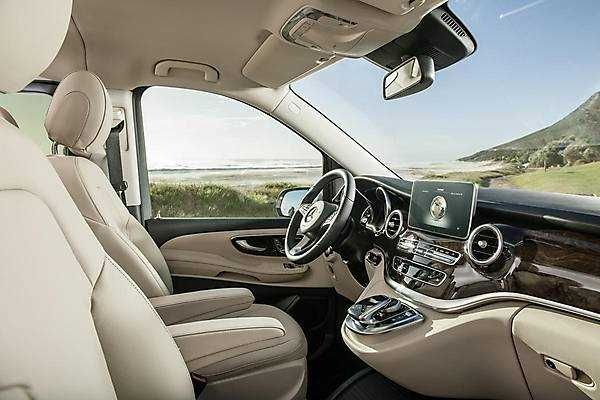 2018 2019 Mercedes Benz V Class Exciting Vans Coches Autos