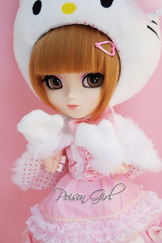 Moeru - Pullip Hello Kitty | Flickr - Photo Sharing!