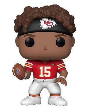 Pop! Sports #119: NFL Football: Kansas City Chiefs: PATRICK MAHOMES II