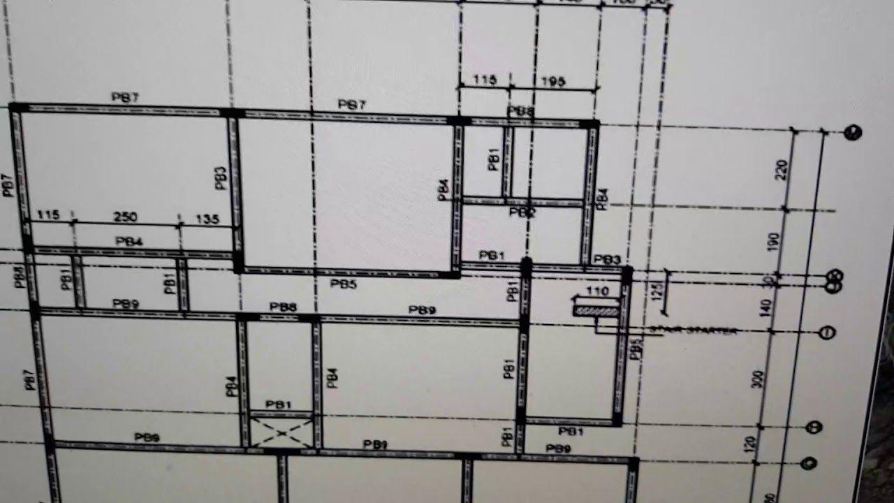 كيفية حساب حديد و خرسانة الجسور بطرق سهلة مع سالم البرواني Beams Steel Concrete Calculations Youtube Floor Plans Diagram