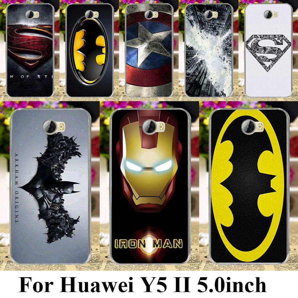 1.98US $ |TAOYUNXI Cover Case for Huawei Y5 II Coque Huawei Y6 ii ...