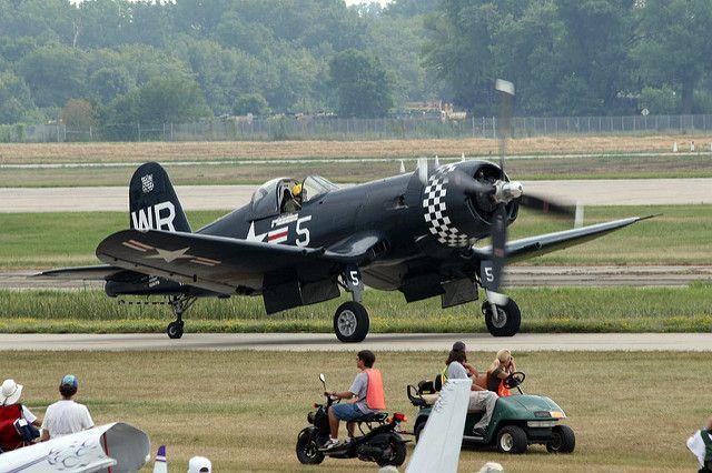 Chance Vought F4U-5 Corsair | Flickr - Photo Sharing!