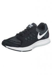 Nike Performance - ZOOM PEGASUS 31 - Juoksukenkä/iskunvaimennus - black/white/dark grey