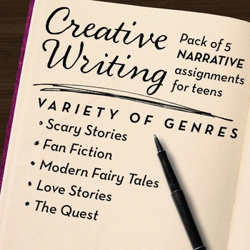 short stories for creative writing class You get better at any skill through practice, and creative writing prompts are a great way to practice writing.