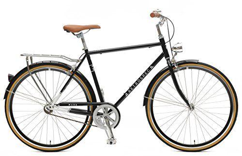 Retrospec Mars Hybrid City Commuter Bike Bicycle Bike Commuter