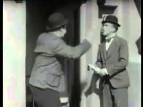 Laurel And Hardy Bacon Grabbers 1929 (Silent)