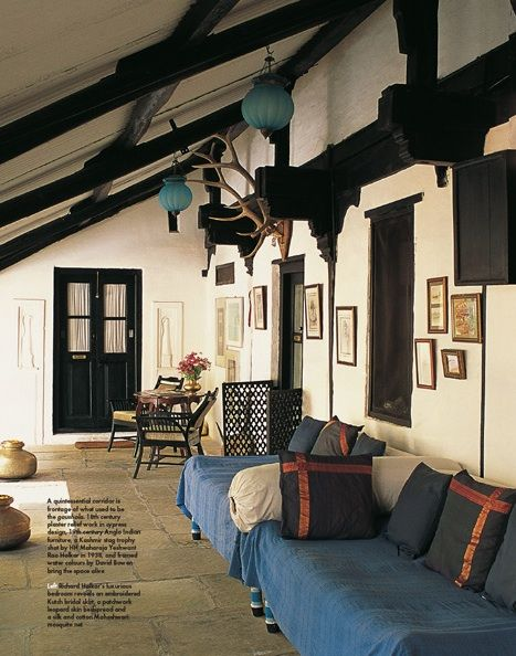 Elle Decor India This Is One Way To Incorporate Text Into