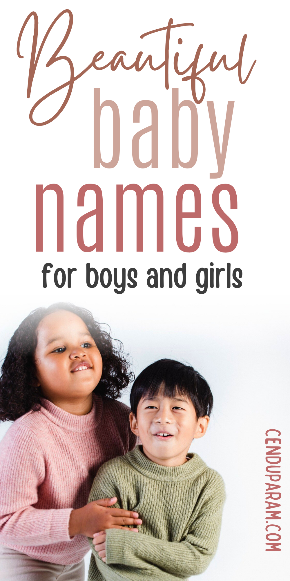 Beautiful and Unique Baby Names for Boys and Girls