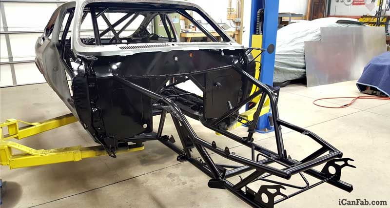 Vega Chassis Completed | tube frame | Tube chassis, Race cars, Cars