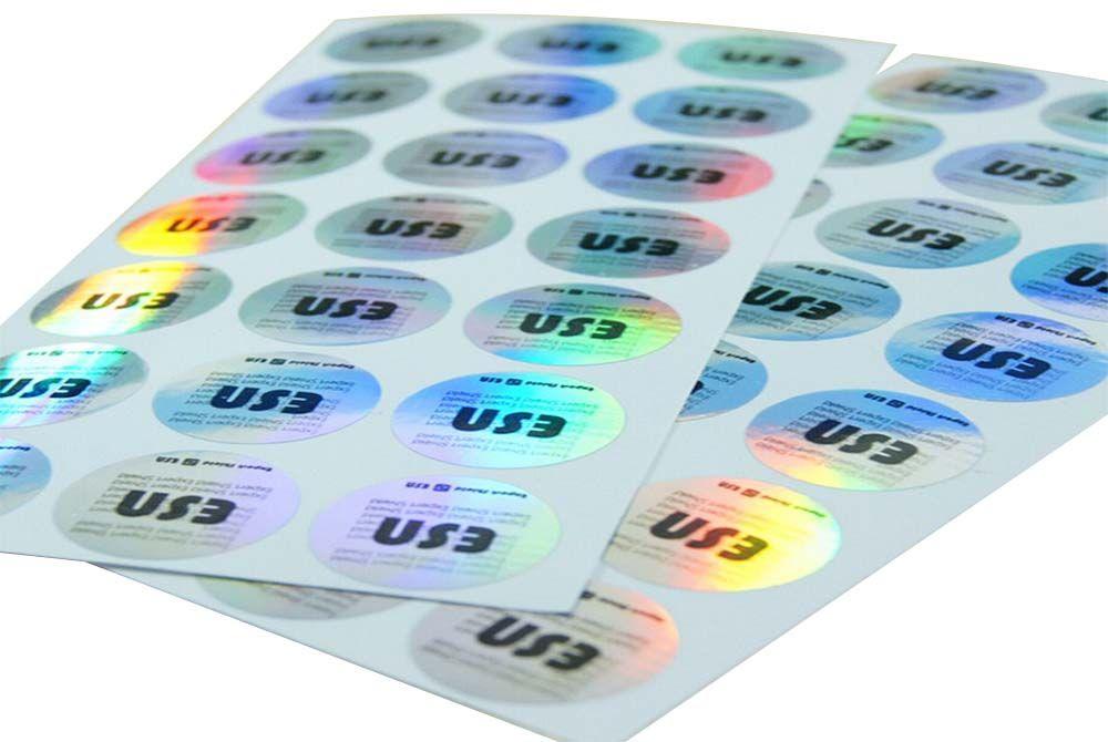 2019 的 make your own hologram sticker | Adhesive label
