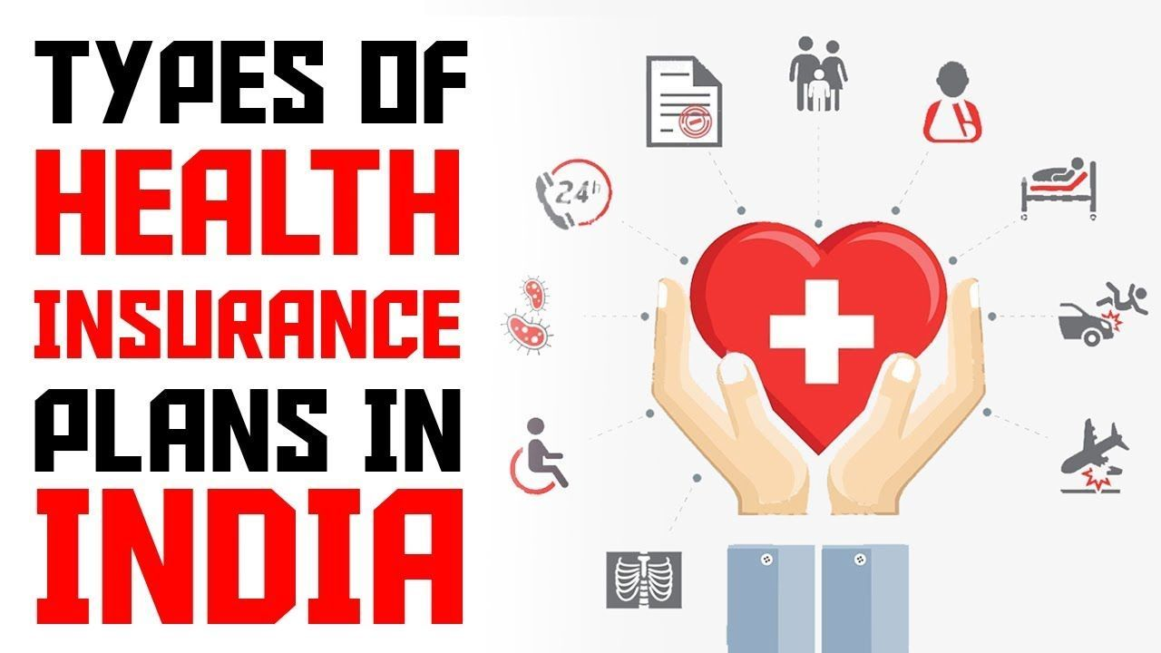 Health insurance types of health insurance plans in