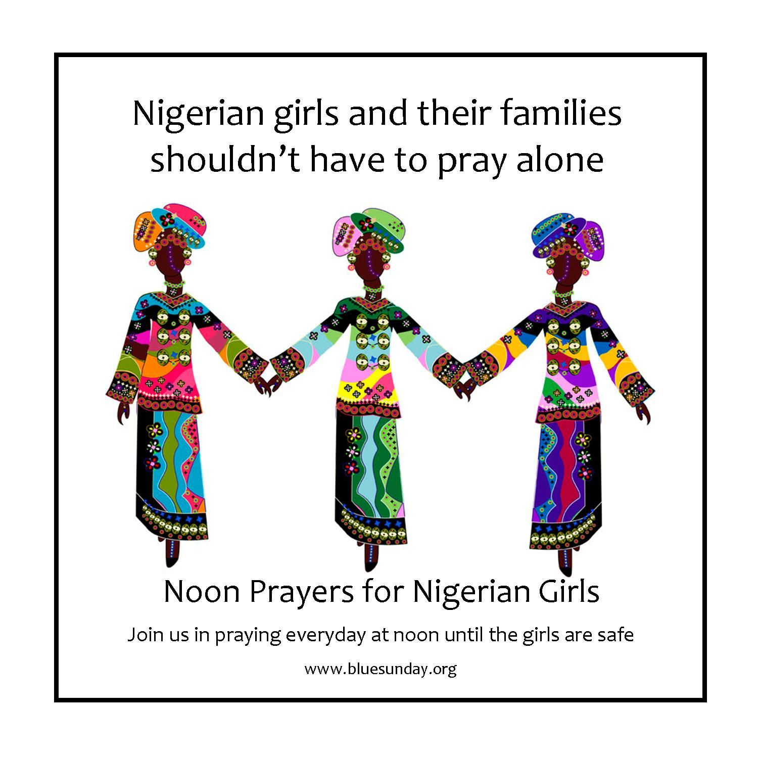 Daily Prayers For Safe Return Of Nigerian Girls