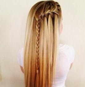 10 Peinados bonitos con el pelo suelto