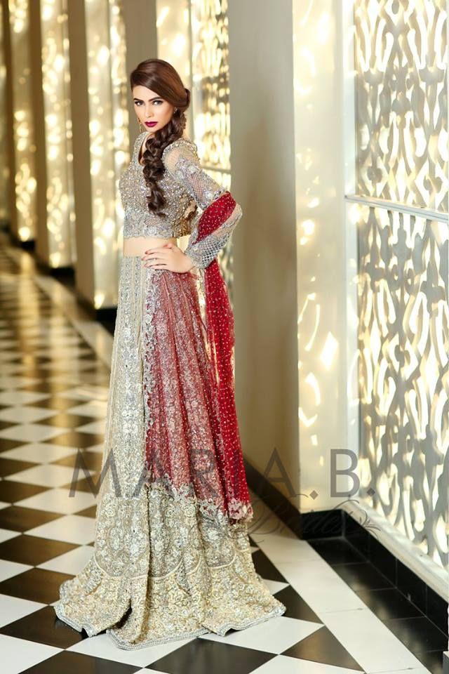 5493fc03fb79 Best & Popular Top 10 Pakistani Bridal Dress Designers- Hit List ...