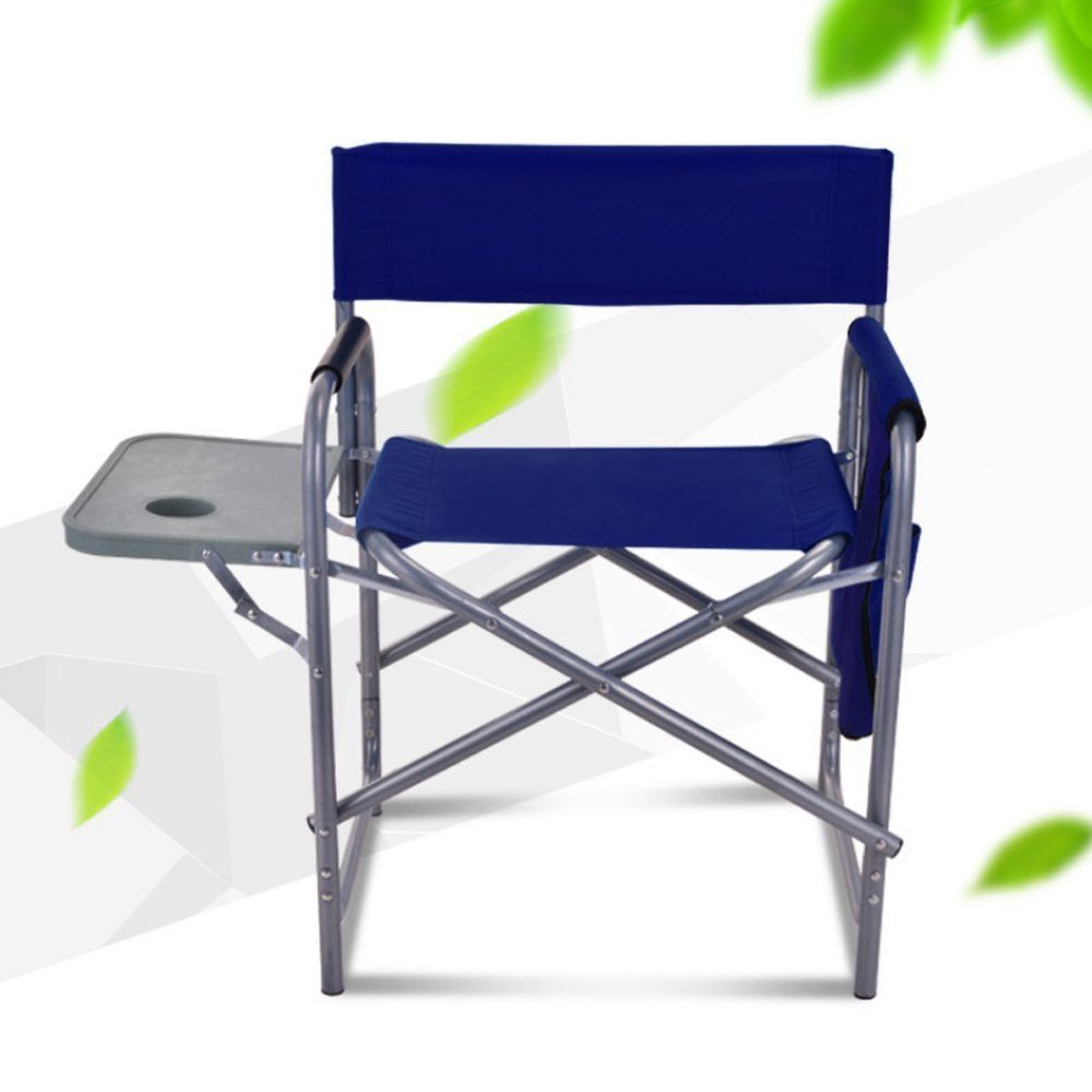 Active Authority Lightweight Portable Heavy Duty Folding Director S Camping Chair Camping Chairs Storage Chair Chair