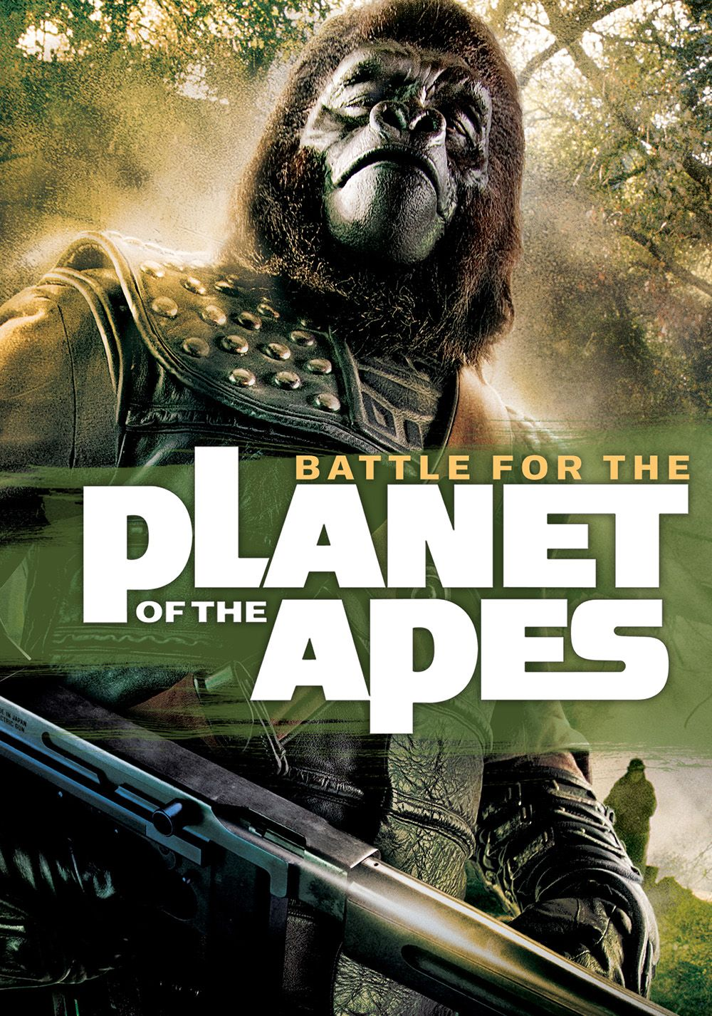 Battle For The Planet Of The Apes 1973 Two Civilizations Battle For The Right To Inherit What S Left Of The Earth Planet Of The Apes Plant Of The Apes Apes
