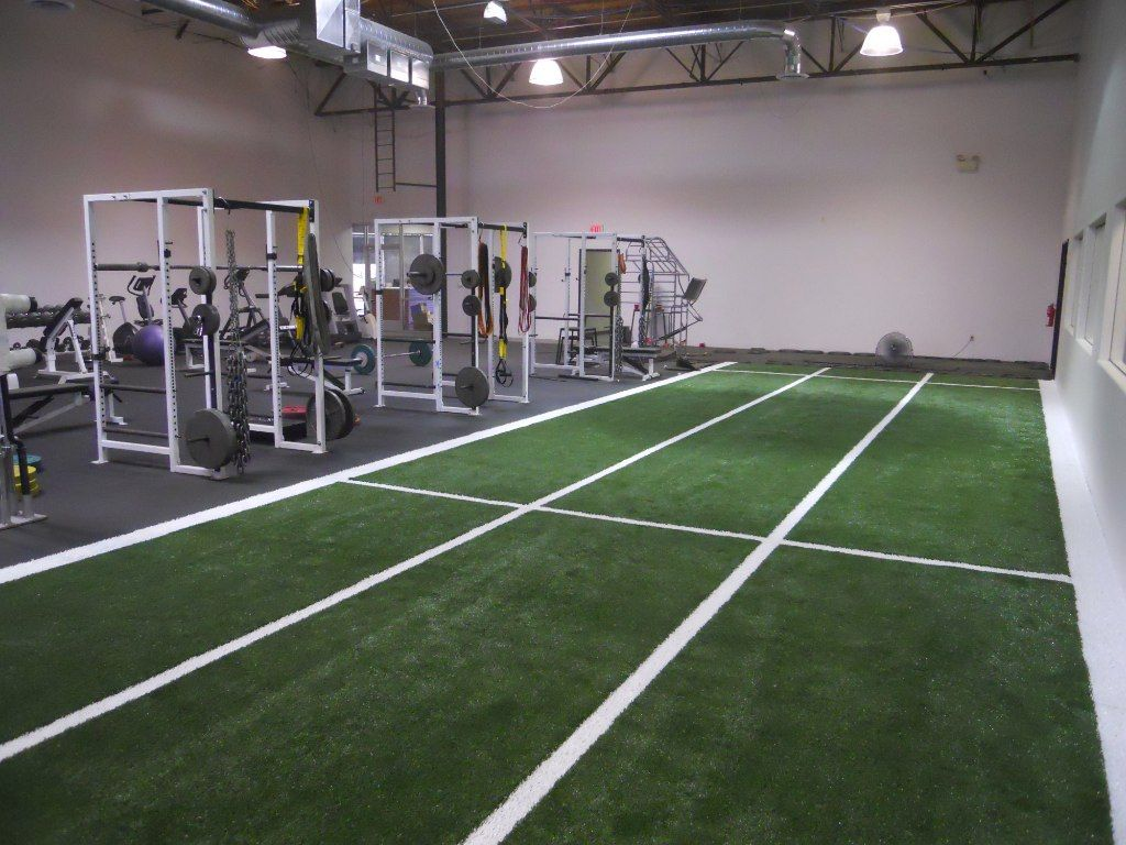Training facilities for athletes google search ideas for Design indoor baseball facility