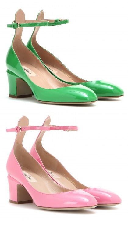 6278badac111 valentino-tango-high-shine-patent-leather-pumps -with-ankle-strap-and-block-heel