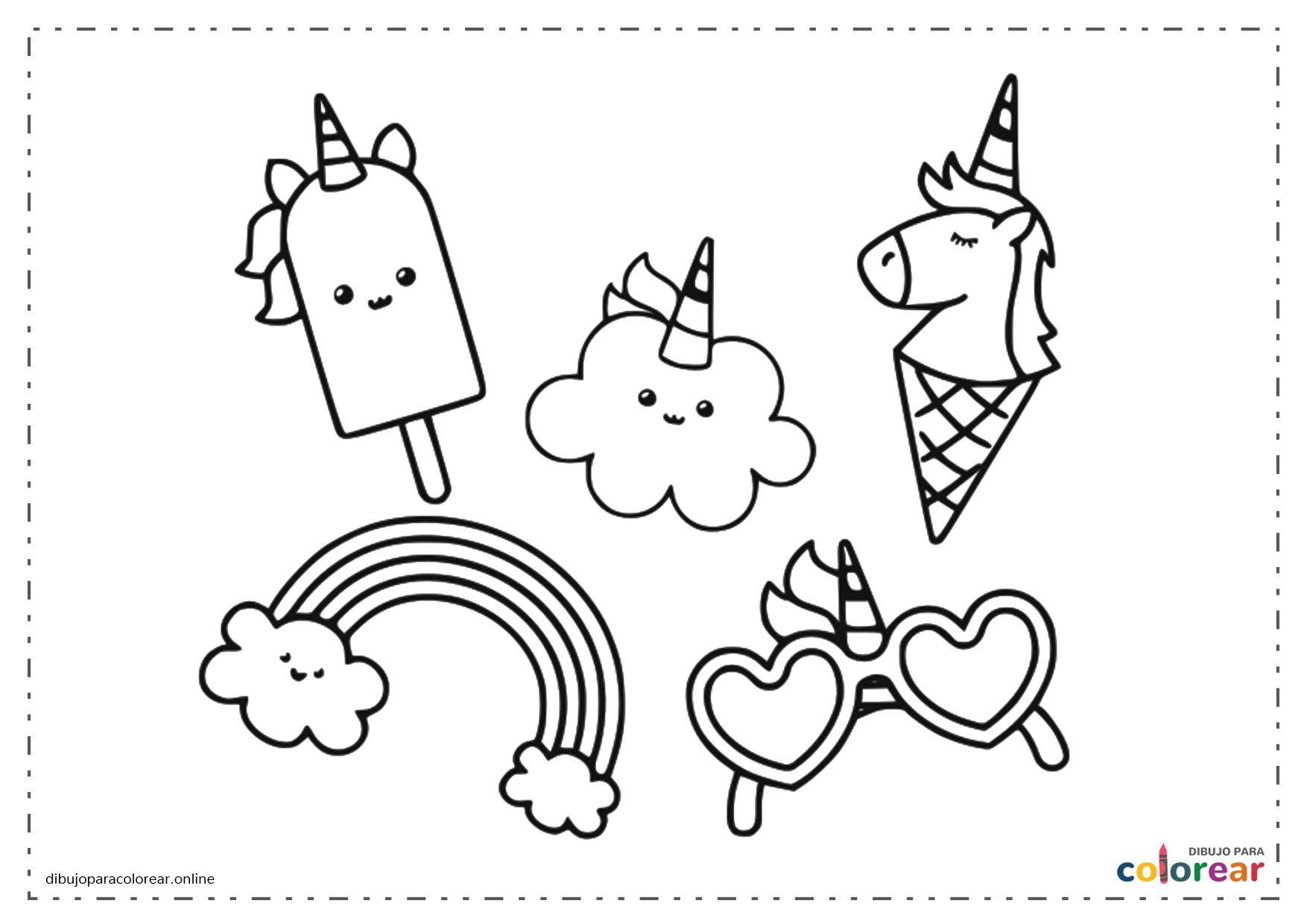 Imagenes De Unicornios Para Colorear Busqueda De Google Desenhos Unicornio Desenho Colorir