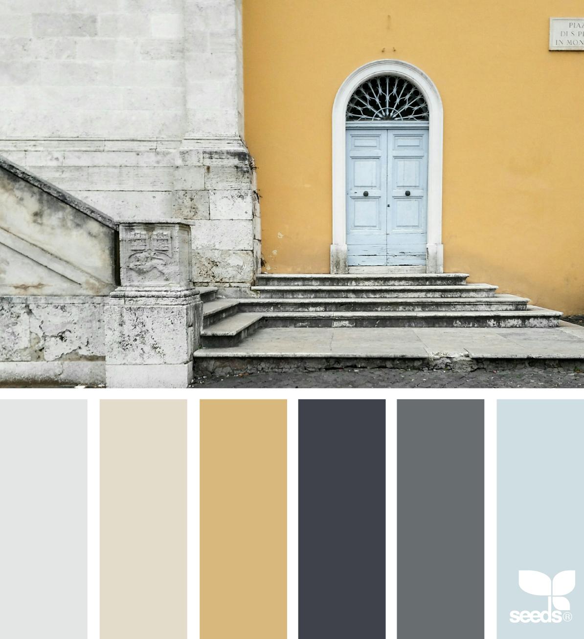 Df5411 esquemas de color casa exteriores con persianas negras - Combinaci N De Colores