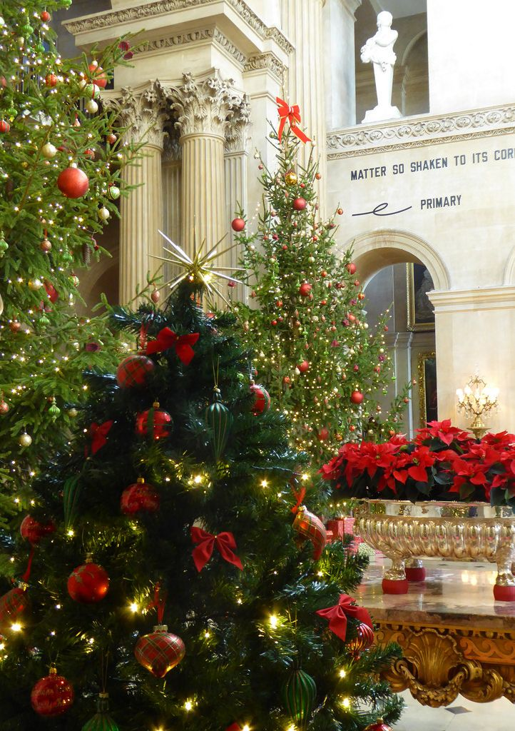Blenheim Palace, Christmas. Oxfordshire - Blenheim Palace, Christmas A Very English Christmas Pinterest
