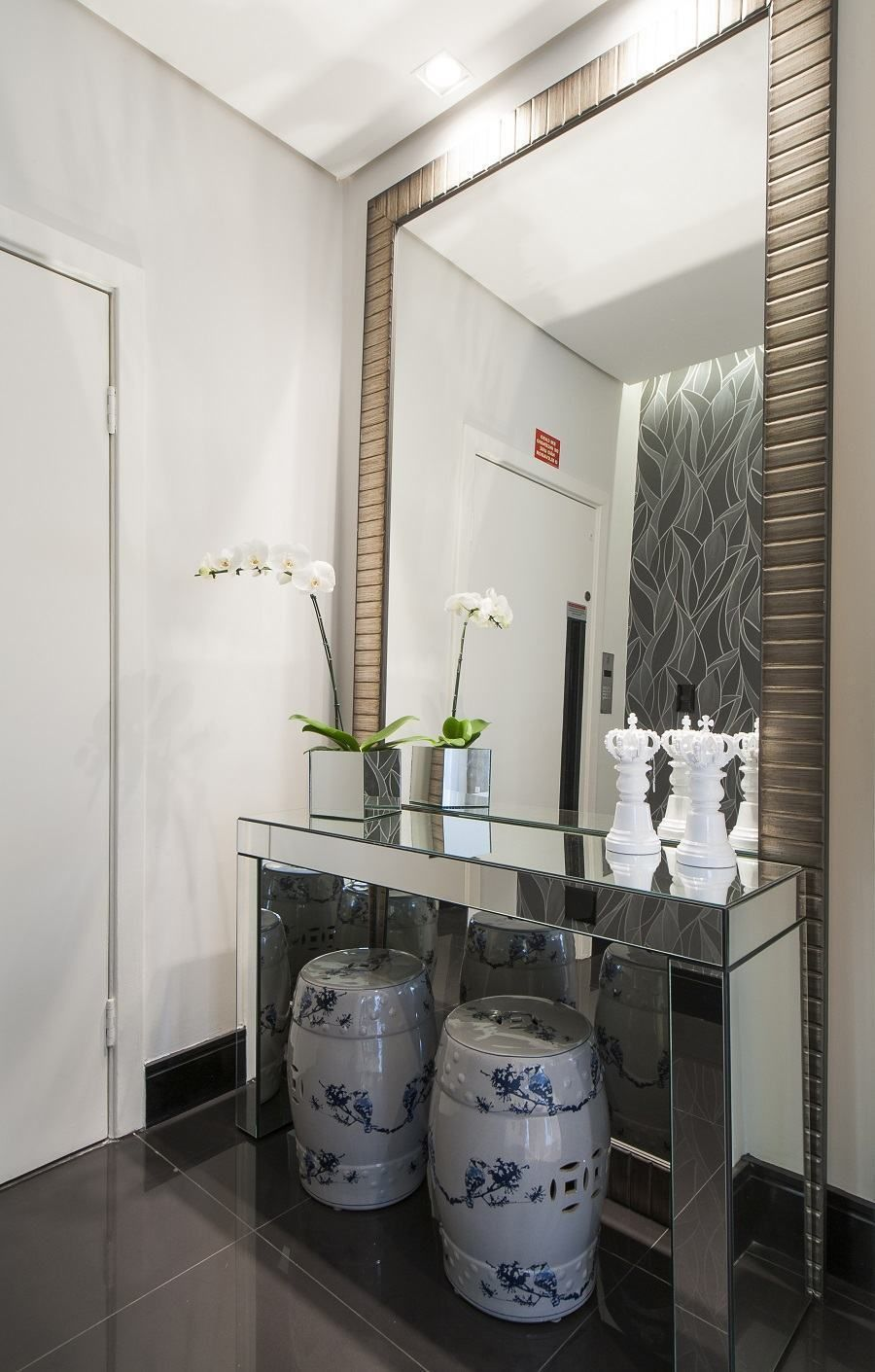 Aparadores Hall De Entrada Conforama ~ Imagem 24 Deco Pinterest Hall de entrada, Entrada y