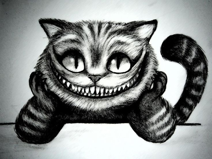 cheshire cat silhouette - Google Search | Cheshire Cat | Pinterest ...