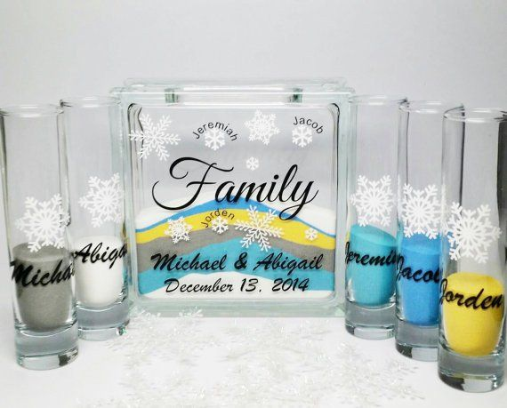 Snow Flake Themed Sand Set
