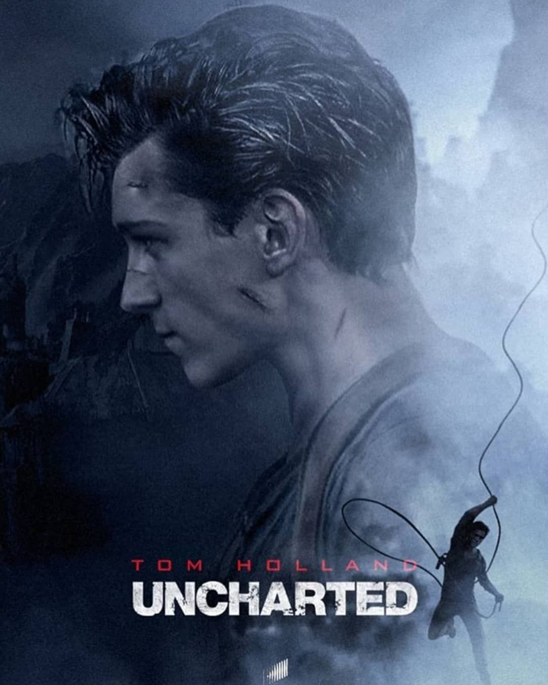 Uncharted Both Nathan And Peter Are Good At Swinging Congrats