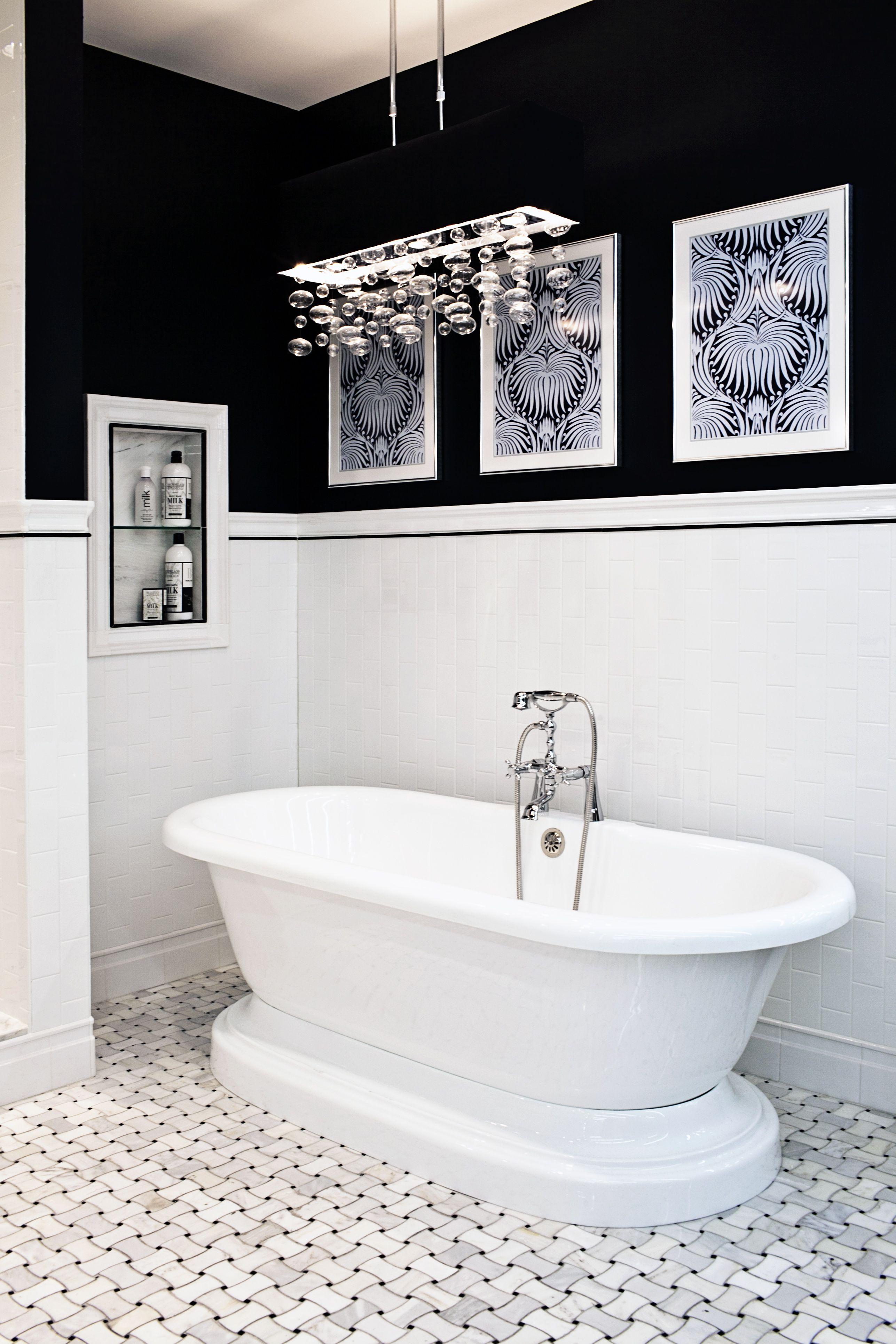 Carrara marble mosaic floor bathroom floor and wall - Marble look bathroom floor tiles ...