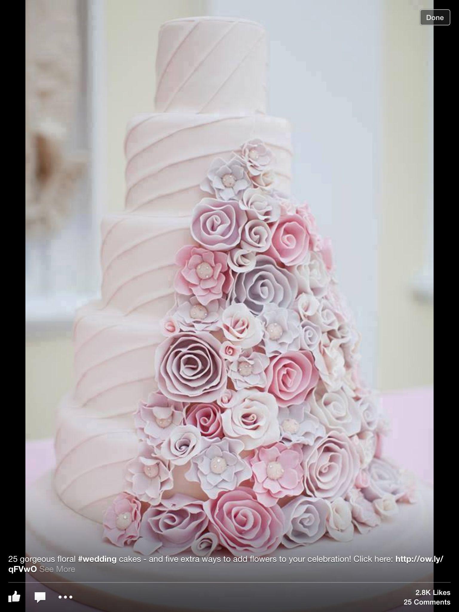 Beautiful cake dresses pinterest beautiful cakes