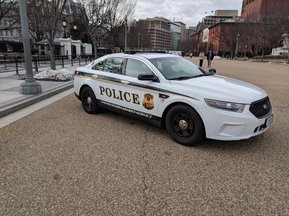 Us Secret Service Police Police Cars Dc Police Us Police Car